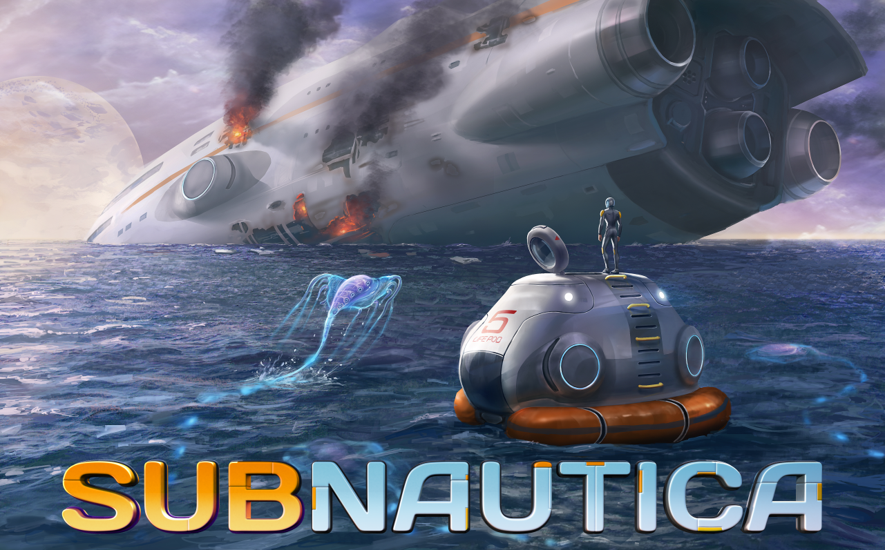 You Should Play: Subnautica